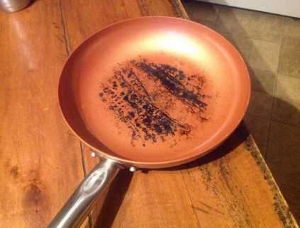 Copper Chef: Is Your Non-Stick Pan Leaving You in a Sticky