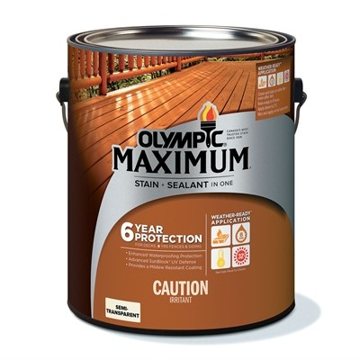 Olympic S Maximum Stains Are Guaranteed To Let You